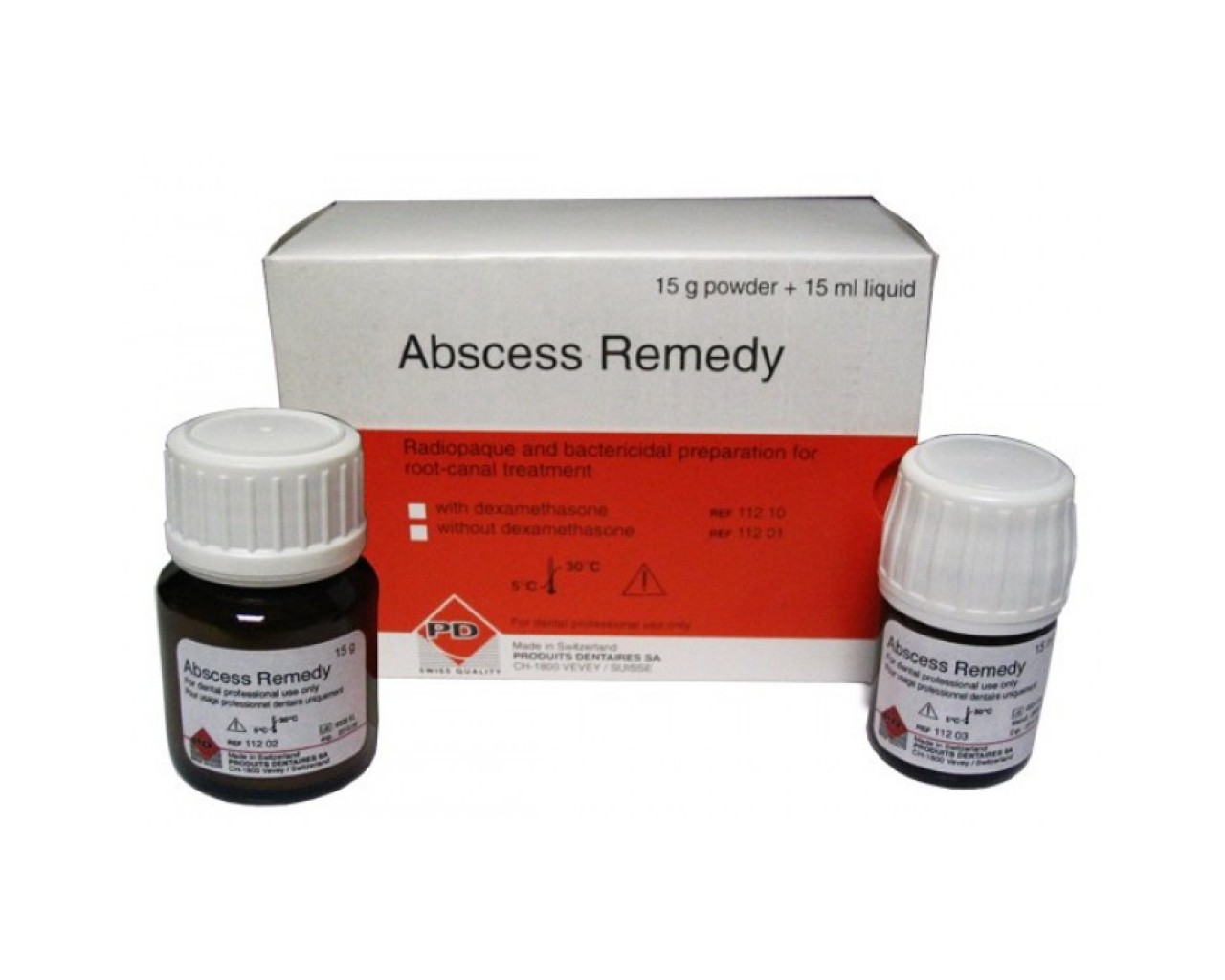 ABSCESS REMEDY PASTE (15 г+15 г)